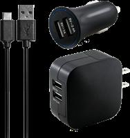 KEY USB-C Car/Wall Charging Kit