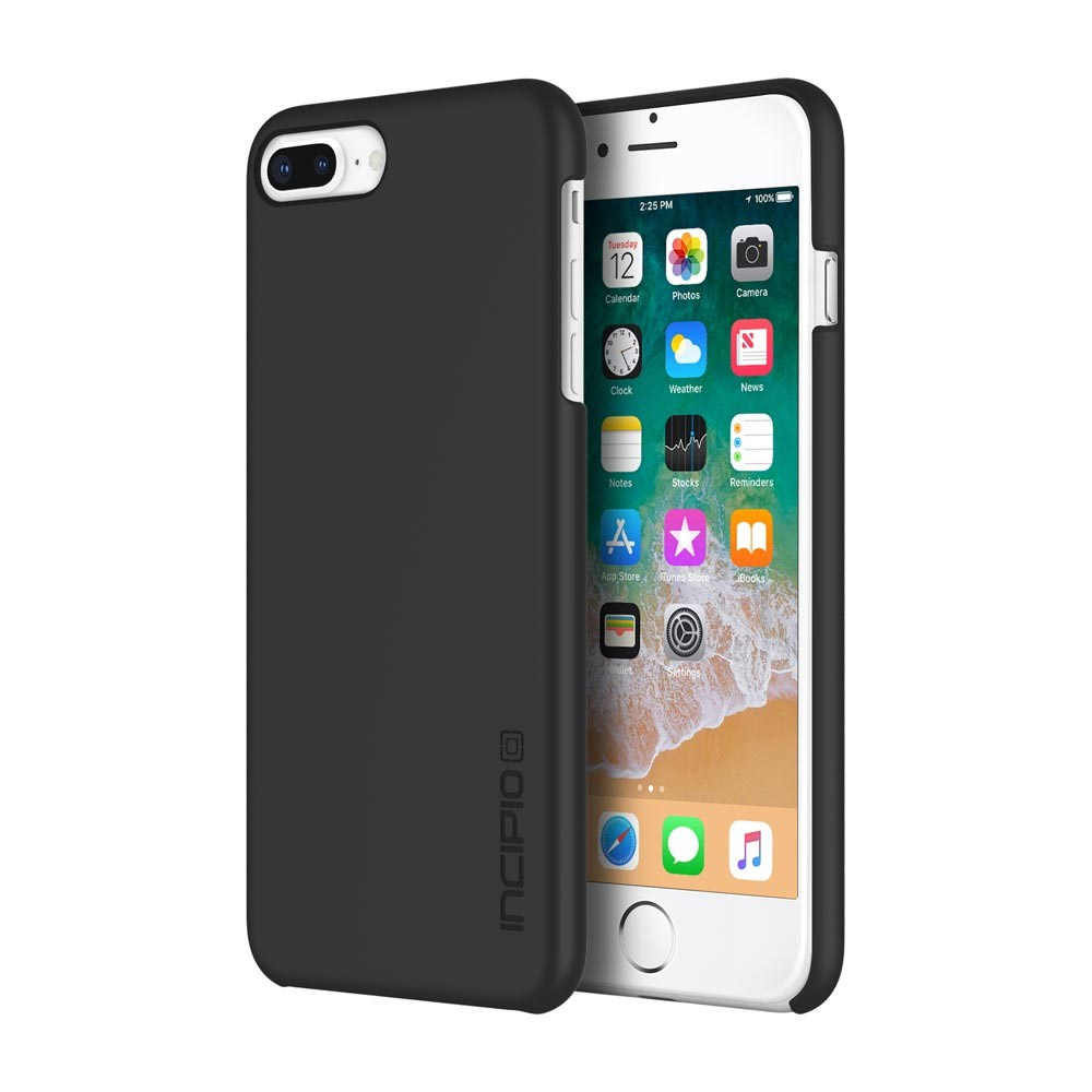 iPhone 8 Plus Feather Case - Black