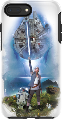 sports shoes d7b76 6d578 OtterBox iPhone 8 Plus/7 Plus Symmetry Series Star Wars Case ...