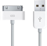 Apple 3.3' 30-Pin to USB Cable