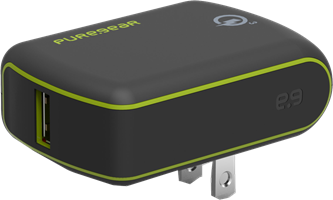 PureGear Universal USB 3.0 Wall Charger Adapter