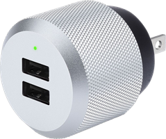 Just Mobile AluPlug Luxury Wall Charger