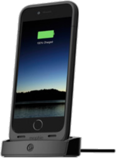 Mophie  iPhone 6 Plus/iPhone 6s Plus Juice Pack Charging Dock For Juice Pack And Space Pack Cases