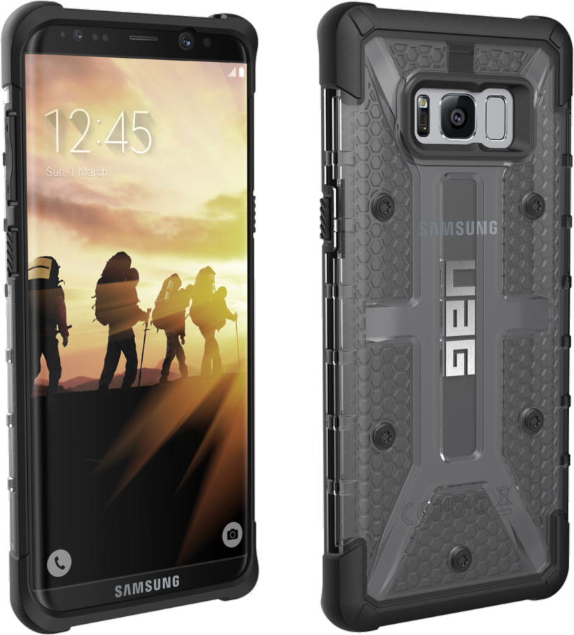 first rate a0cbc 19fac UAG Galaxy S8+ UAG Plasma Case Price and Features