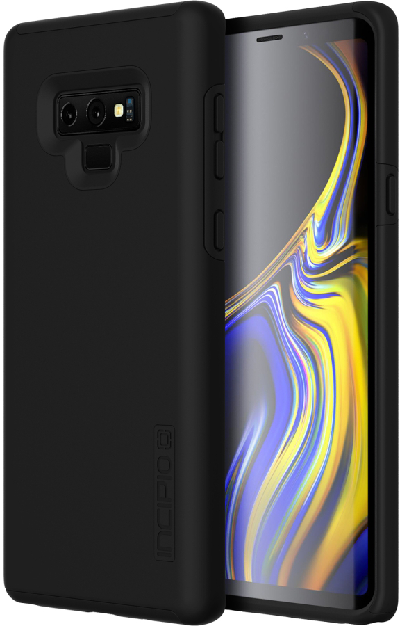 Galaxy Note 9 Dualpro Case - Black