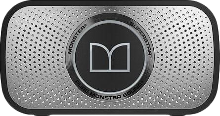 monster superstar speaker user manual