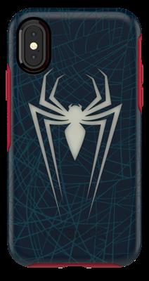 sale retailer 31659 16430 OtterBox iPhone XS/X Symmetry Series Marvel Spider-Man and Venom ...