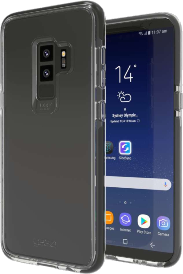 Galaxy S9+ D3O Piccadilly Case