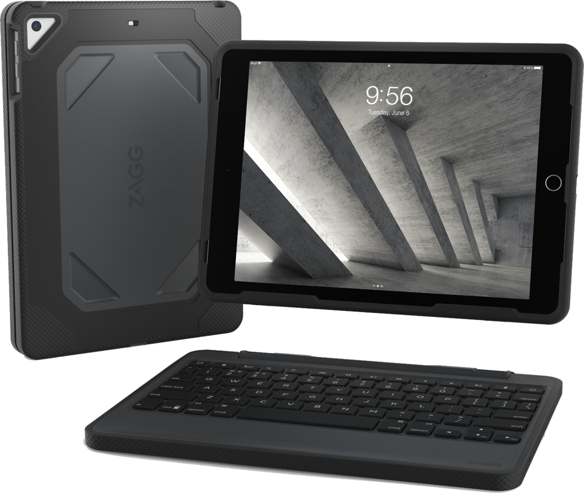 Zagg Ipad 9 7 Air 2 Rugged Book And Keyboard Case Price
