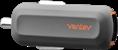 Ventev Dashport r1240 Car Charger w/ Lightning Cable