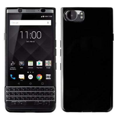 Libratel BlackBerry Keyone Gel Skin Case - Black