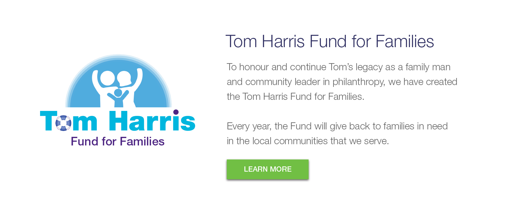 Tom Harris Fund for Families