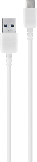 Samsung USB-C Cable (USB-C to USB-A) - White