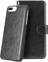 XQISIT iPhone 8 Plus/7 Plus/6s Plus/6 Plus Eman Magnetic Wallet Case
