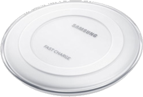 Samsung Rapid Wireless Charging Pad w/ Travel Adapter